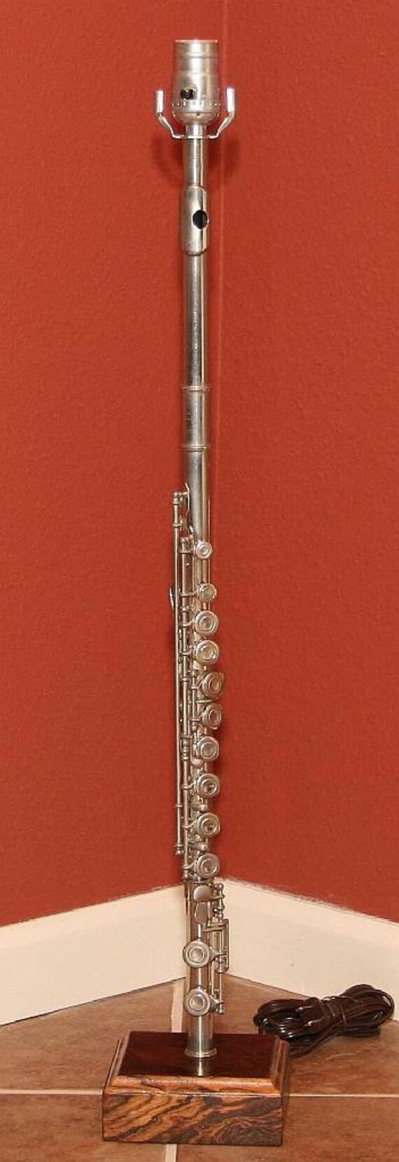 Flute Lamp