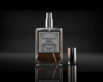 Rosewood Oud Amber, EDT, fragrance