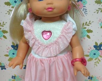 Vintage 1989 PJ Sparkles Doll ~Lights up!~
