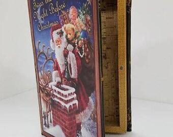 Sants's Magic Key Faux Book