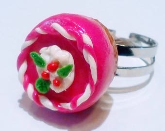 Ring Berry Cake