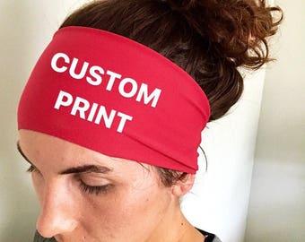 Custom Headband