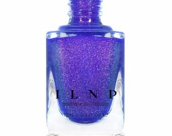 Deep End - Cobalt Shimmer Holographic Nail Polish