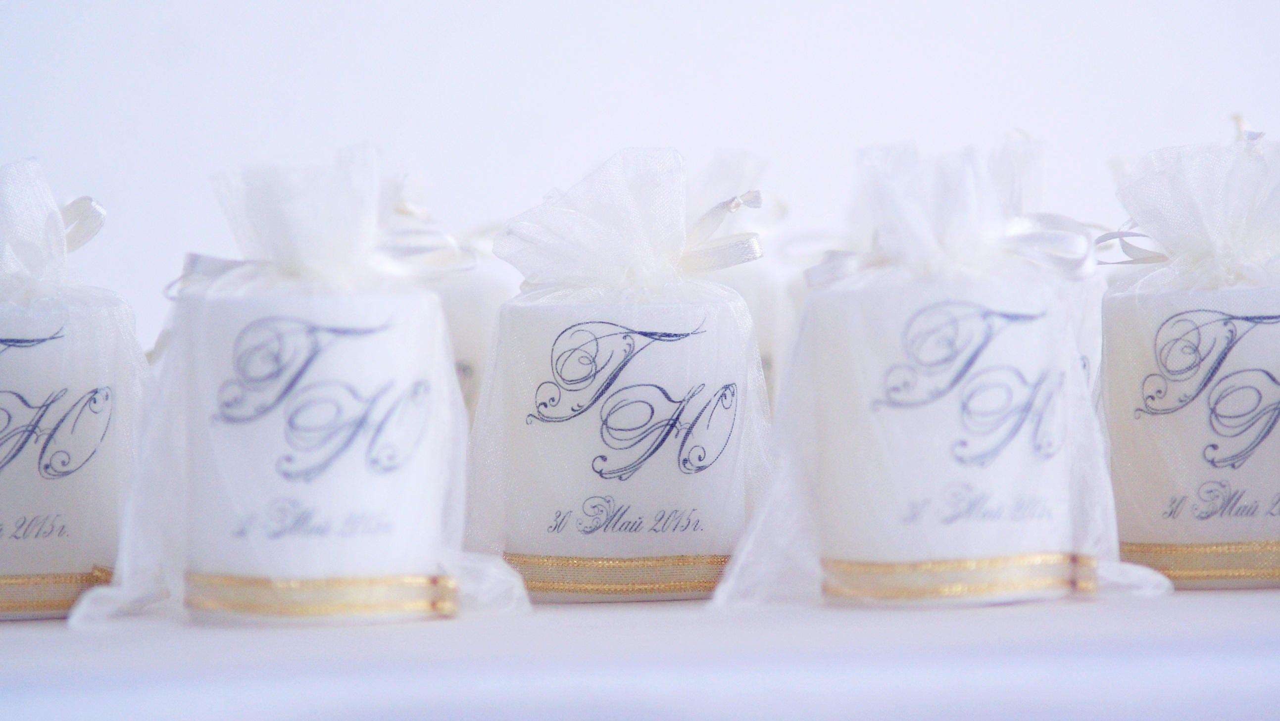 Wedding favors Personalized favors Wedding favor ideas