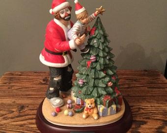 Emmett Kelly Jr. - Spirit of Christmas XI