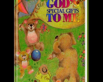 God's Special Gifts To Me* Personalized Books