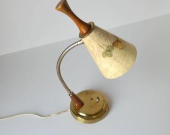 VINTAGE 1960's desk lamp