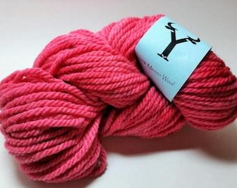 100% Merino Yarn - Strawberry