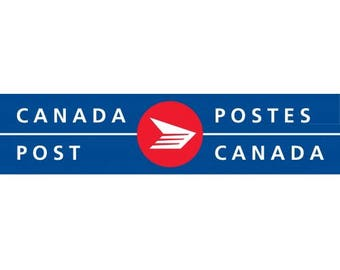 SHIPPING FOR EXCHANGES - standard regular mail (no tracking number) with canada post