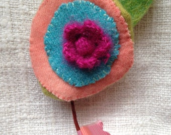 Fiber Flower #3