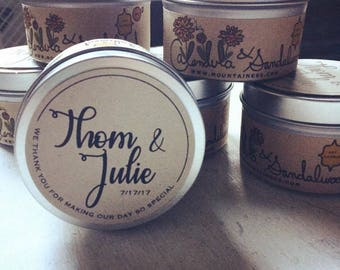 rustic wedding / rustic wedding favors for guests / rustic wedding favors cheap / rustic bridal shower / rustic bridal shower decorations