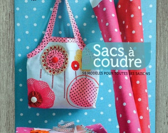 NEW - book bag sewing - 50 patterns