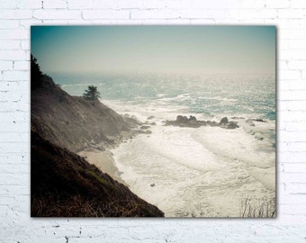 california wall art - big sur print - california photography - pacific coast