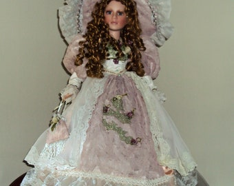 23 inch Cathy Collection Victorian Doll 1 of 5000