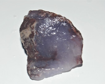 150 Gr Chalcedony Purple Natural Rough