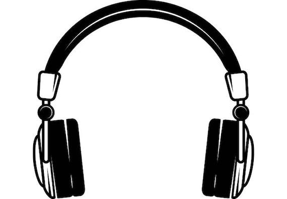 Headphones #2 Music Sound Wave Listening Wireless