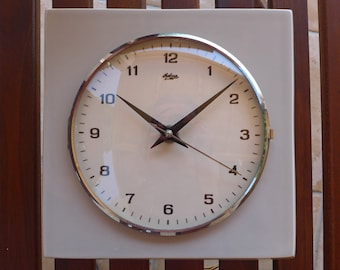 Mehne ceramic electric vintage kitchen clock