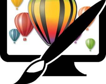 Custom Design Charge Logo Design Artwork Creation Charge Art Charge Logo Charge