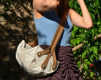 PDF Sewing Pattern  beach bag  The Bark with e-book sewing instructions