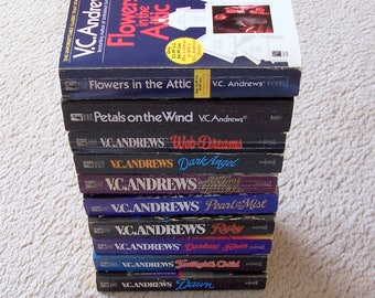 V C Andrews Books, You Choose Which Ones