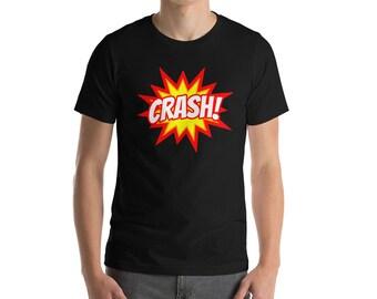 CRASH! Pop Art Tee