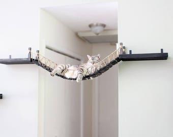 Roped Cat Bridge   Free US Shipping*