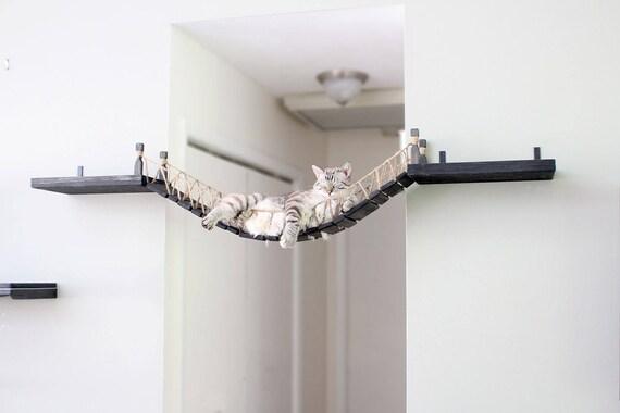 Roped Cat Bridge Free US Shipping