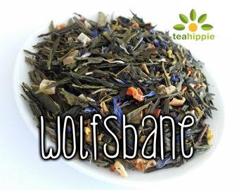 50g Wolfsbane - Loose Green Tea (Vampire Diaries/The Originals Inspired)