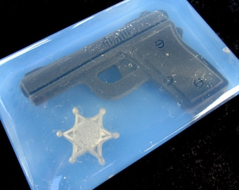 Gun Soap -The Law for police and sheriff