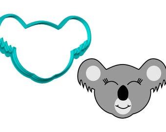 Koala Face Cookie Cutter