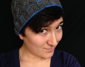 Cable Zig Zag hat