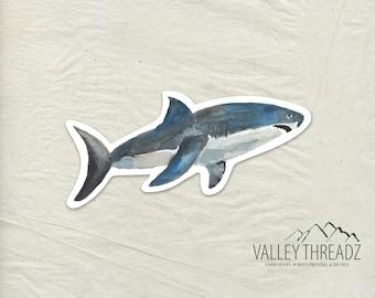 Shark Decal - Shark Vinyl Sticker - Vinyl Sticker - Laptop Decal - Sticker - Vinyl Decal - Car Window Decal - Laptop Sticker - Tumbler Decal