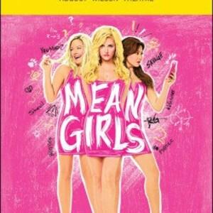Mean Girls August Wilson Theater Playbill  Magnet  2.5 x3.5