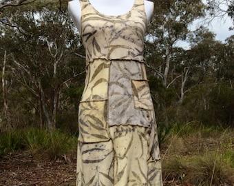 SALE Alternative wedding dress // boho hippie fairy wedding // unique and handmade