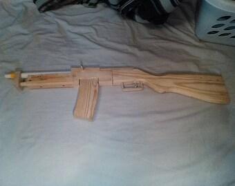 Fallout 4 Combat Rifle
