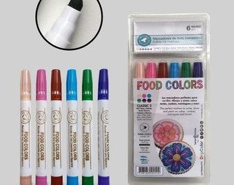Dripcolor Classic Marker 2 Set 6 pens