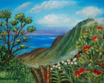 Kalalau Valley Fine Art Prints