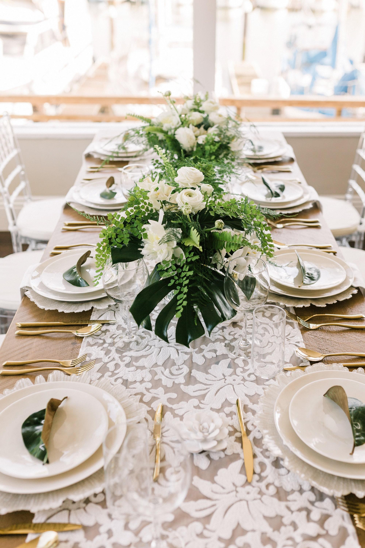 Tischläufer Spitze Tischläufer Hochzeit Spitze Läufer