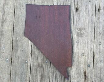 state of Nevada, Nevada wall hanging, rustic tin nevada, tin nevada decor, nevada decor, rustic nevada decor, nevada