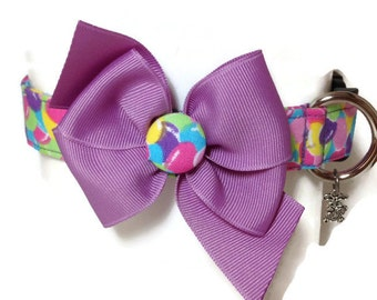 Jelly Bean Easter Dog Collar size Extra Large