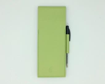 Racing Green notebook