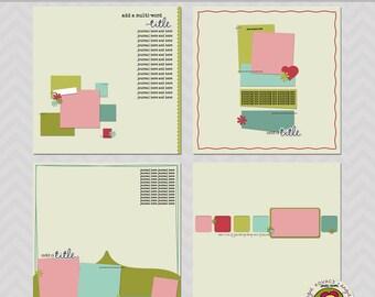 12x12 Template Sampler 1