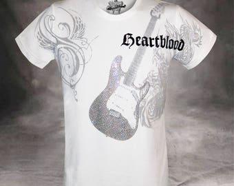 Rock Heart Men's shirt