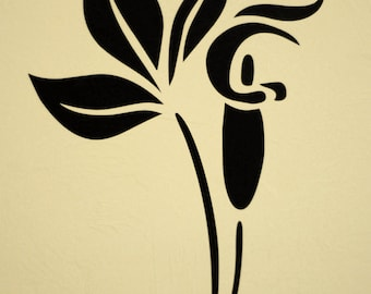 Flower 2 - Wall Decal