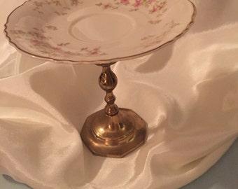 Vintage Cupcake Plate