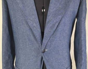 Chambray Sports Jacket