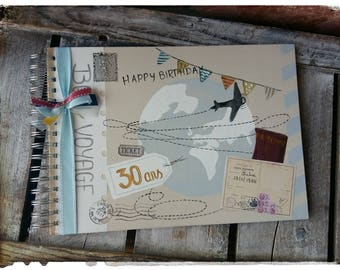 "Guestbook ""Happy Birthday"""