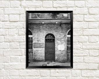 New Orleans Doors - Instant Digital Download - 8x10; 16x20 Photo Print