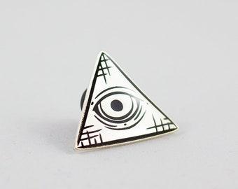 Third Eye Enamel Pin