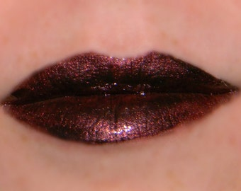 Dark Purple Lip Gloss DEMENTIA